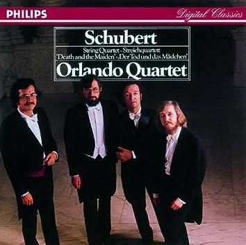 """Schubert: String Quartet No. 14 """"Death and the Maiden"""""""