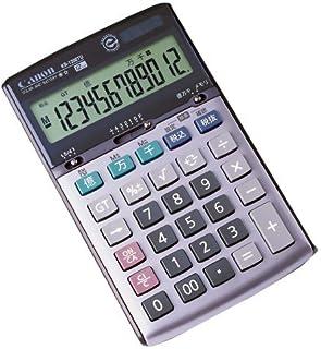 CANON 電卓 12桁 KS1200TU
