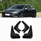 Guardabarros De AutomóVil Y Accesorios De DecoracióN Con Forma De CarroceríA De AutomóVil, Para Tesla MODEL3 2016-20121