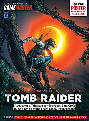 Superpôster Game Master - Shadow of the Tomb Raider