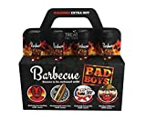 Selezione di salse barbecue Bad Boys