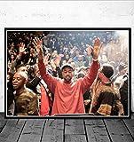 Kanye West Rapper Musik Super Star Sänger Rapper Tour