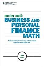 Master Math Business And Personal Finance Math