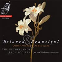 Beloved and Beautiful [Hybrid SACD] by Netherlands Bach Society (2008-12-09)