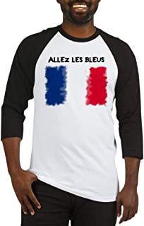 CafePress France World Cup 2010 Baseball Baseball Shirt