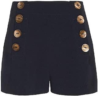 alc silk shorts