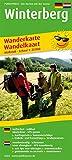 Winterberg: Wanderkarte / Wandelkaart mit Ausflugszielen, Einkehr- & Freizeittipps, wetterfest, reißfest, abwischbar, GPS-genau. 1:25000 Deutsch-Niederländisch (Wanderkarte: WK)