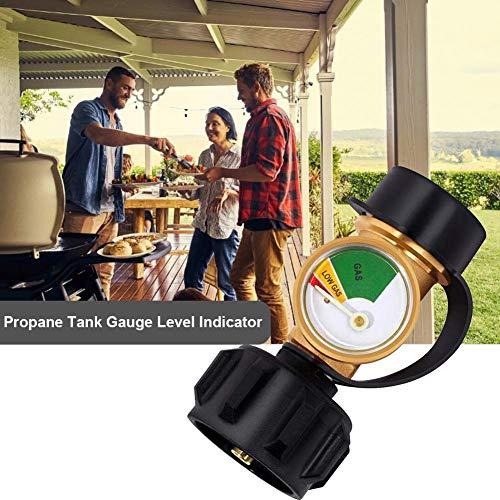 Sue-Supply Propantankanzeige - Propangasregler Für Wohnmobil, Zylinder, Gasgrill, Heizung Und Propangasflasche Typ 1 stunning