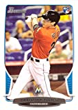 2013 Bowman Draft Baseball #40 Christian Yelich Rookie Card. rookie card picture