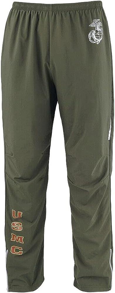 GI NB US Men's USMC Physical Training Pants, Moisture-Wicking, L