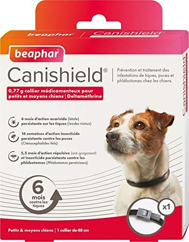 Beaphar Canishield Collare Antiparassitario Small/Medium