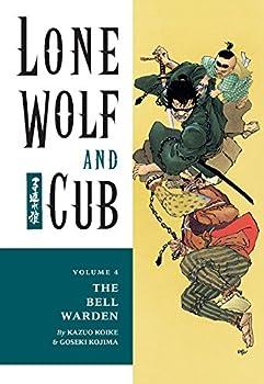 LONE WOLF AND CUB VOL 4