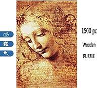 パズルジグソー大人と子供 ジグソーパズル1500ピース木製アダルトキャラクター女性アバターのパズルゲームエンターテイメントおもちゃアートの装飾 家庭用ゲーム