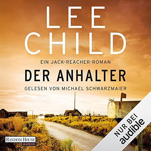 Der Anhalter Audiobook By Lee Child cover art