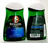 Mollers Forte Omega-3; 60capsulas de 1gr.- PACK 2UN. -UE-Compatible (TOTAL 120 CAPSULAS)