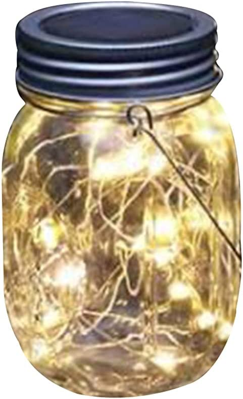 beerty It is very popular Christmas Decorations - 1 Solar Christ Decorative New color Pcs Jar