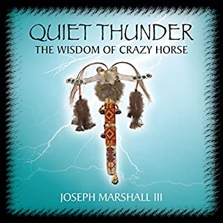Quiet Thunder audiobook cover art