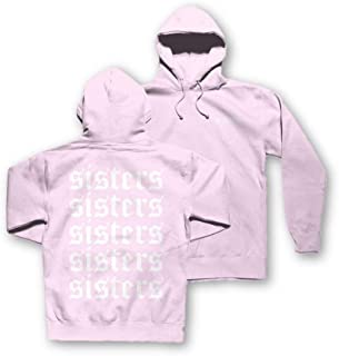 Best sisters pink hoodie Reviews