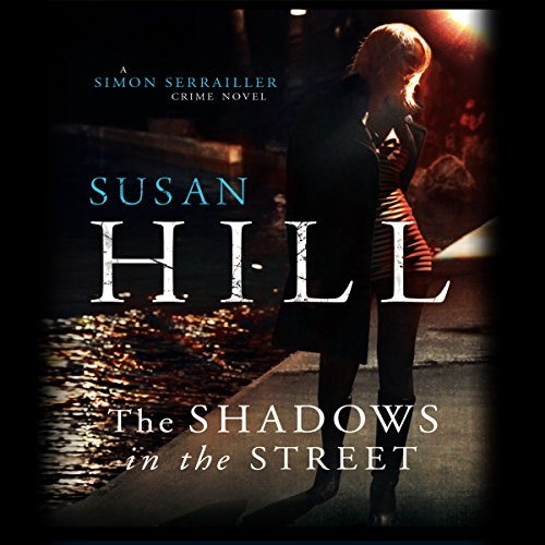 Shadows in the Street audiobook cover art