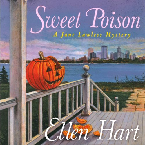 Sweet Poison: Jane Lawless, Book 16 audiobook cover art