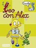 Leo con Álex 5. Escribo (Leo con Alex) - 9788424182663