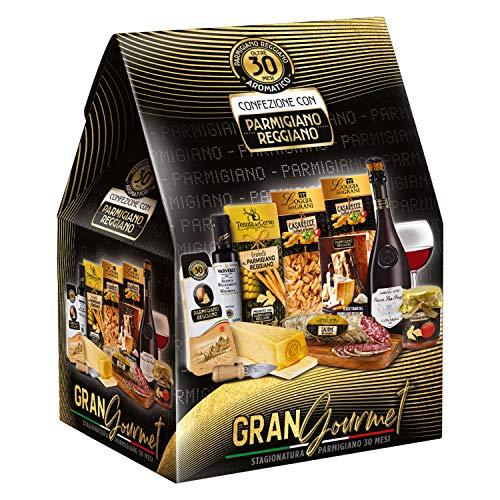 Cuspide Gran Gourmet Parmigiano Reggiano 9 Stück mit 30 Monate gereiftem Käse 150g