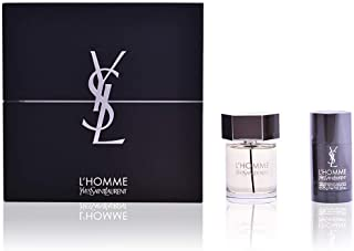 Yves Saint Laurent L'Homme Coffret: Eau De Toilette Spray 100ml + Deodorant Stick 75g/2.6oz 2pcs