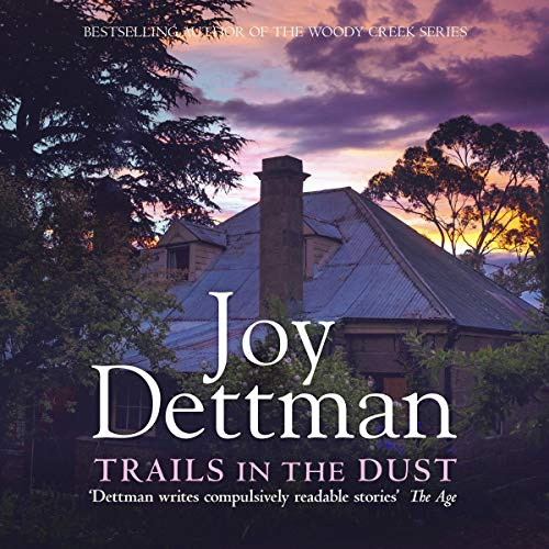 Trails in the Dust audiobook cover art