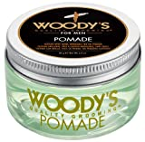 Woody's Pomade for Men, Pomade, 3.4 Ounce
