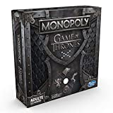 Monopoly Game Of Thrones - Jeu de societe - Jeu de plateau - Edition Collector - Version française