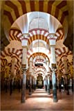 Posterlounge Cuadro de PVC 60 x 90 cm: Great Mosque of Cordoba - La Mezquita de Editors Choice