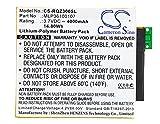Replacement Battery for Verizon Ellipsis 8 QTAQZ3 Ellipsis Kids LTE QTAQZ3KID,fits MLP36100107 SQU-1408