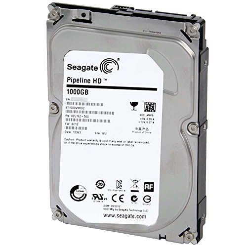 HD Interno Seagate Sata 3,5 Desktop Pipeline HDD 1TB 7200RPM 64MB Cachê 6GB/S ST1000VM002