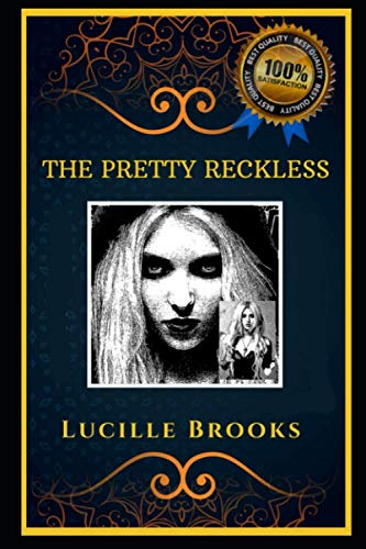 The Pretty Reckless: An American Rock Band, the Original Anti-Anxiety Adult Coloring Book