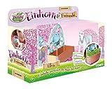 My Fairy Garden E72784DE Einhorn & Freunde, das TOMY My Fairy Garden Erweiterungsset mit Kressesamen zum selber Pflanzen & Spielen. Entzückendes Pflanzset zum Selbstgestalten für Kinder ab 4 Jahren, mit Fee & Einhornfohlen -