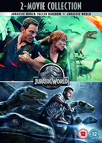 Jurassic World/Jurassic World - Fallen Kingdom [Regions 2,4,5]