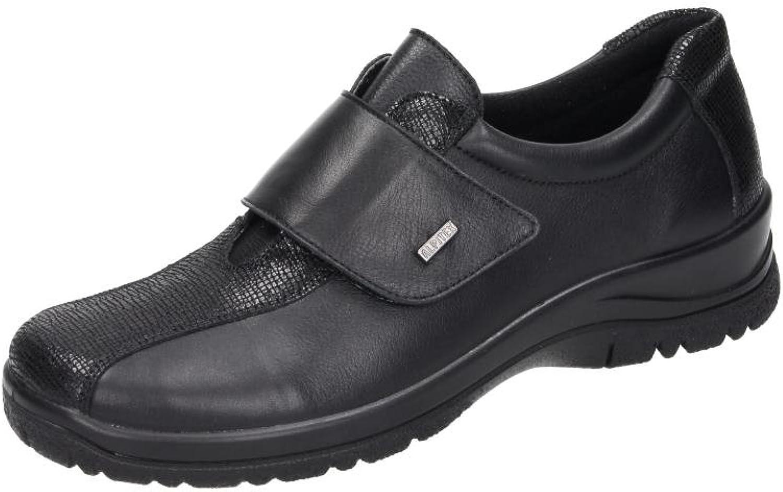 Comfortabel Damen Halbschuhe black, 941939-1