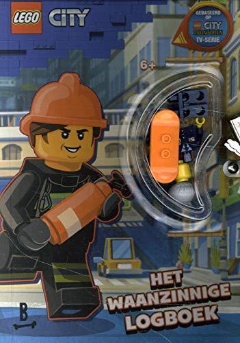LEGO CITY - Het waanzinnige logboek