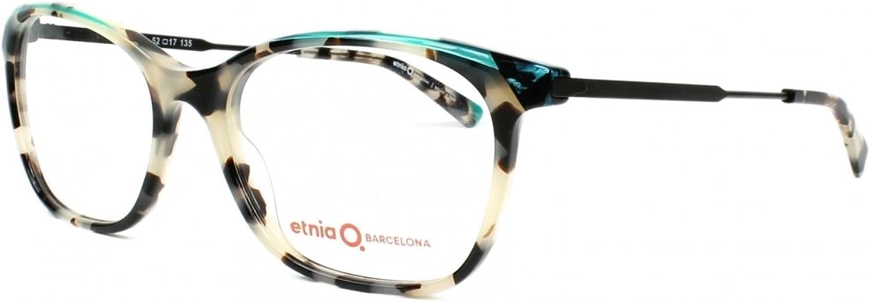 Etnia Barcelona Regina TQHV, Turquoise Havana, 5217mm, Prescription Glasses
