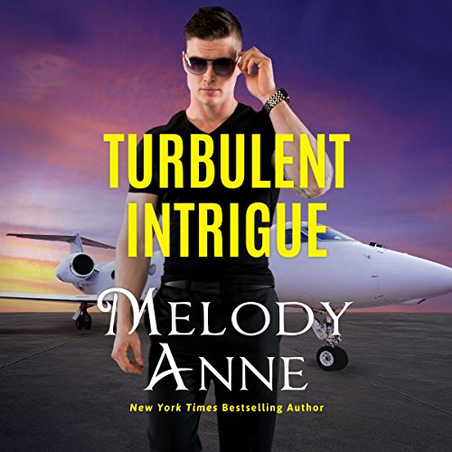 Turbulent Intrigue audiobook cover art