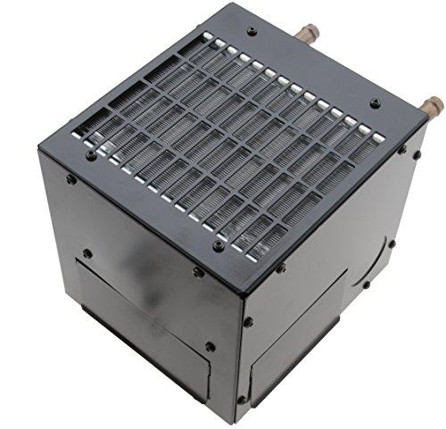 "Zerostart 7000101 Cab & Cargo Heater Model 100, 17,500 BTU/Hour, 5/8"" Diameter Inlet/Outlet | 12 Volts"