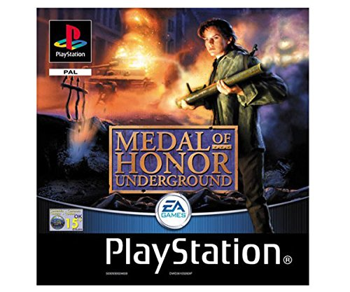 Electronic Arts - Psx Medal of Honor Underground