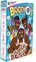 WWE Booty O's Breakfast Cereal 11.5oz