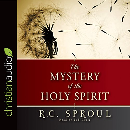Couverture de The Mystery of the Holy Spirit