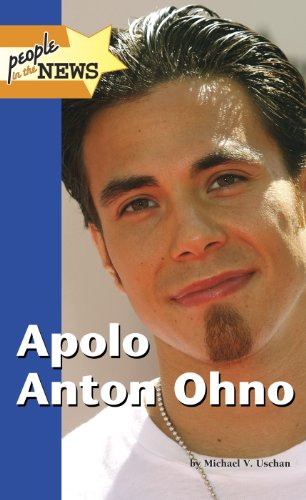 Apolo Anton Ohno (People in the News)