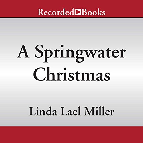 A Springwater Christmas audiobook cover art