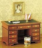 MiniMundus Englischer Schreibtisch für das Puppenhaus, Bausatz