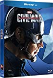 Capitán América: Civil War (Carátula Capitán América) [Blu-ray]
