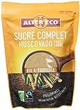 Alter Eco Sucre Muscovado Complet Pure canne Bio & Équitable – 500 g