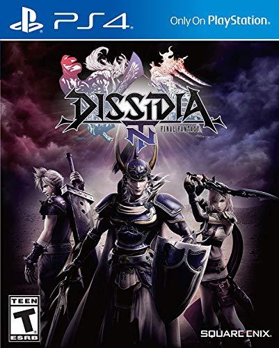 Dissidia Final Fantasy NT (輸入版:北米) - PS4